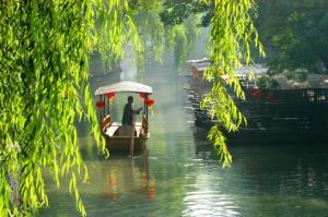【春节】青岛出发到〓华东五市南京无锡苏州杭州南浔木渎西塘乌镇线路总汇