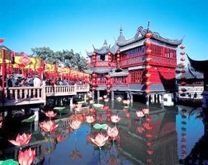 【春节】上海城隍庙 南京路 绝美水乡西塘、扬州大巴4日游(纯玩)