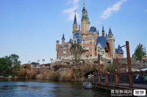 【4月】【米奇恋上水乡梦】上海迪士尼+周庄、外滩、南京路、城隍庙双飞4日自由行