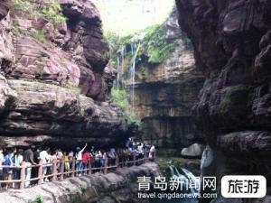 【4月】云台山 红石峡 茱萸峰 玻璃栈道 四日游