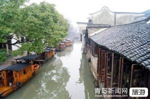 【五一】华东三市!上海、苏州、杭州+绝美水乡西塘、甪直四日游(纯玩)