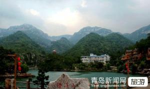 【五一】泰安太阳部落、泰山地下大裂谷二日游