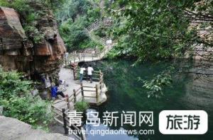 【6月】精品山水-万仙山、郭亮村、八里沟天河瀑布双卧四日游