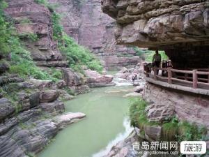 【6月】青岛成团太行大峡谷、桃花谷、太行天路、郭亮村、红旗渠双卧五日游