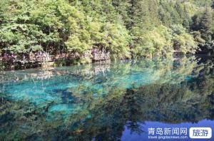 【7月】国宾礼遇 成都、都江堰、九寨沟、黄龙双飞6日游
