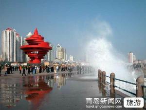 【7月】03:老城青岛、桥隧、金沙滩一日游(不加不购)