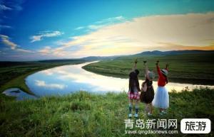 【8月】青岛成团绝美阿尔山呼伦贝尔大草原中俄边境满洲里国门莫日格勒河双飞6日游