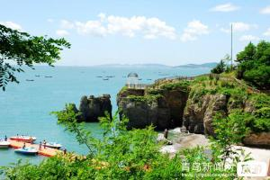 【9月】13:老城青岛、金沙滩、仰口、太清宫三日游