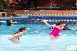 【8月】乳山银滩梦幻王国陆上乐园+水上乐园一日游