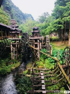 【8月】河北省 太行水镇世界地质公园白石山、冉庄地道战纯玩品质三日游