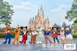 【11月】【炫动迪士尼】上海迪士尼乐园、古镇朱家角、古镇朱家角双飞4日游