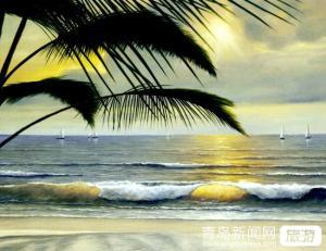【11月】【浪漫之旅】海南三亚北仍村亚龙湾蜈支洲岛天涯海角帆船出海双飞6日蜜月游