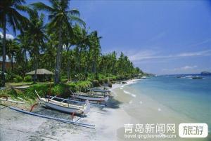 【10月】【秘境海洋】海南三亚蜈支洲岛呀诺达南山天涯海角橡胶科技展览馆双飞5日游
