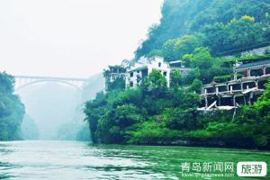 【11月】【重庆印象】重庆市内、武隆仙女山天坑地缝双飞五日游(纯玩推1个自费)