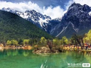 【春节】云中漫步——云南、昆明、大理、丽江双飞6日游