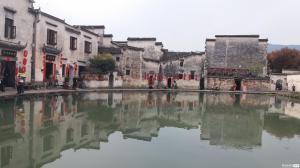 【春节】青岛成团.黄山、千岛湖、宏村、双古街、双飞4日游