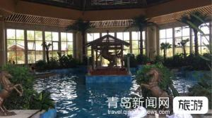 【春节】沂山冰雕+潍坊弘润温泉水世界大巴2日游