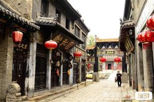 【春节】青州云门山、井塘古村、博物馆、青州古街二日游