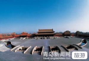 【春节】青岛成团向往北京故宫长城颐和园天坛圆明园升国旗仪式双高/高飞四日游纯玩