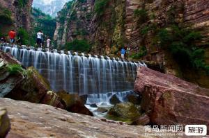 【春节】云台山、红石峡、小寨沟、小宋城、大巴三日游(白天发车)