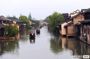 【3月】华东三市!上海苏州杭州绝美水乡西塘周庄大巴五日(白天发车纯玩)