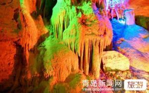 【五一】萤光湖、沂水地下大峡谷、天上王城 纯玩二日游