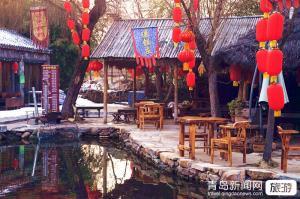 【五一】萤光湖   沂水地下大峡谷  竹泉村 纯玩二日游