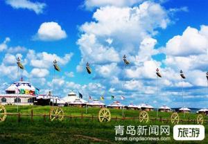 【自由自在内蒙古】呼和浩特希拉穆仁大草原库布齐沙漠魅力青城大巴五日游