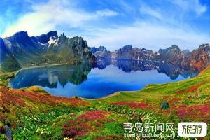 【6月】【青岛成团】东北中朝图们长白山天池、朝鲜民俗村镜泊湖双飞五日游