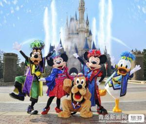【端午】青岛成团上海迪士尼、常州恐龙园、苏州留园双飞4日游