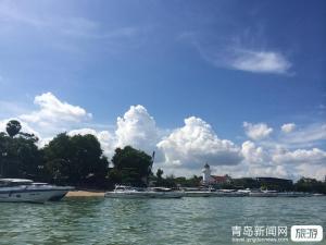 【端午】日照挑战玻璃栈道玻璃滑道赛龙舟海鲜大咖激战鳄鱼岛一日游