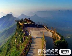 【9月】天上王城 地下大峡谷 竹泉村二日游