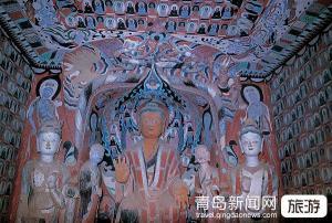 【8月】青岛成团纯净青甘大环线兰州青海湖茶卡莫高窟祁连门源双飞8日纯玩