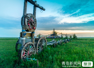 【7月】蓝色浪漫----内蒙古希拉穆仁草原+响沙湾+塞外青城双飞4日游