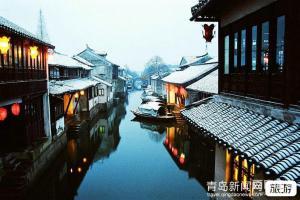 【7月】上海、苏州、杭州、西塘、乌镇四日游(全景苏沪杭)