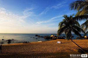 12月非常0购海南南山槟榔谷西岛天涯海角兴隆热带植物园亚龙湾海底世界双飞6日游