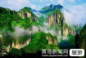 12月【传奇雁荡山】大龙湫、灵峰日景、灵岩、楠溪江竹筏漂流、温州双飞三日游