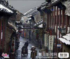 春节-青州云门山、井塘古村、博物馆、青州古街二日游