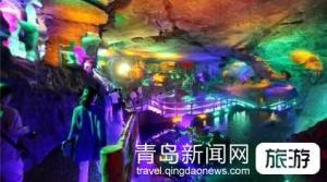 春节-竹泉村 红石寨 地下大峡谷 萤火虫水洞二日游