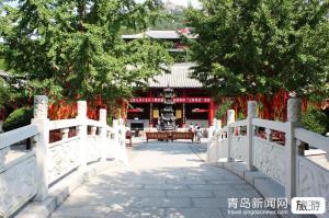 春节-龙口南山大佛祈福一日游