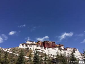 2/3月西藏芳华拉萨布达拉宫大昭寺巴松措雅鲁藏布大峡谷卡定沟羊卓雍措双卧12日游